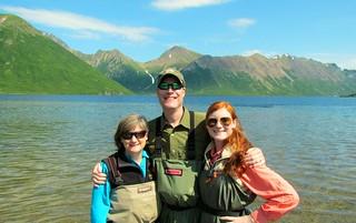 Alaska Luxury Fly-Out Fishing Lodge 42