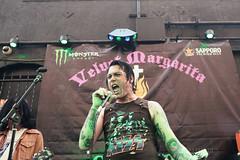 Cahuenga Block Party - June 22nd, 2014 (Kelli Hayden) Tags: girls party music black st marquee hawaii punk felix tiger hula bad spirits luau hawaiian casper block tiki barrio app cahuenga the vmc monsterenergy monsterenergydrink velvetmargarita cahuengacorridor