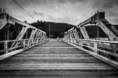 A bridge too far (Kleinewurstsemmel) Tags: bridge blackandwhite photo
