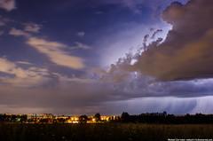 Night Thunder Storm 28 July 2014 (mihail4115) Tags: light summer sky storm electric night landscape nightscape russia july cumulus thunderstorm russian yaroslavl 2014  cloyds       lightings  electricstorm         shelfclouds  d7000   nikond7000