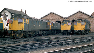 16/04/1982 - Inverness (IS) TMD, Scotland.