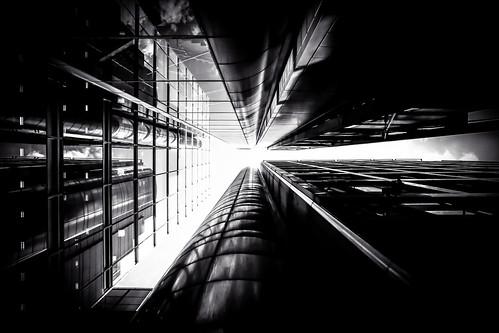 Fantasy Origin - London City Architecture by Simon & His Camera