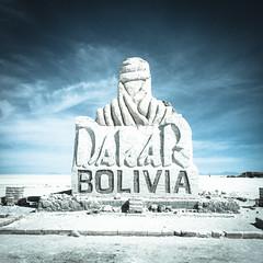 The Dakar rally was here