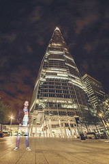 The Shard - Ghosting Self Portrait Long Exposure Panorama (Ben K Adams) Tags: longexposure selfportrait london canon magazine photography image ghost stock creative hipster potd cc license processing editorial shard processed rf licensing ghosting selfie 6d filmlook royaltyfree filmprocessing vintagelook stockimage digitalprocessing noncommercial 500px editorspick vsco londonhipster filmgrading benkadams hipsterphotography hipsterlook vscocam vscofilter hipsterselfie vascolook
