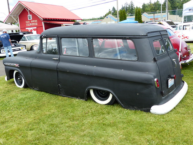 chevrolet suburban billetproof 2014 carryall