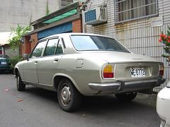 Peugeot 504 (rvandermaar) Tags: taiwan peugeot 504 peugeot504