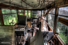 lost tram (Michis Bilder) Tags: lost place tram urbanexploration hdr urbex lostplace