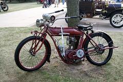 1911 Indian (DVS1mn) Tags: new london car brighton antique run era brass brassera newlondontonewbrighton nlnb nlnbacr 28thannualnewlondontonewbrightonantiquecarrun