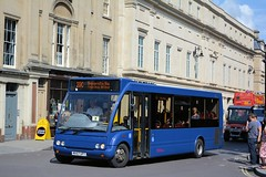Wsx Connect 20912 - MX57 UPT (Solenteer) Tags: bath solo optare rotala upt 20912 flightshallmark wessexconnect mx57