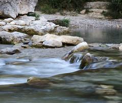 Ro (Jos_92) Tags: water ro river agua nikon 5100 rocas piedras aragn bierge nikon5100 nikon18105 nikond5100