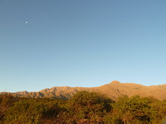 Moonrise in San Javier