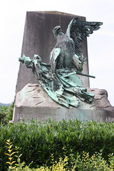 The Wounded Eagle Monument (L'aigle blessé) (jayinvienna) Tags: