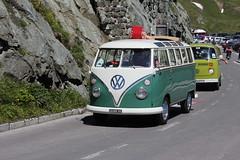 Großglockner-Hochalpenstraße - Austria (Been Around) Tags: bus vw volkswagen austria österreich europa europe eu kärnten carinthia autriche aut 2014 a grosglockner