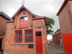 Huis Proot, Koekelare (Erf-goed.be) Tags: geotagged westvlaanderen koekelare archeonet dokterswoning geo:lon=29782 huisproot noordomstraat geo:lat=510914