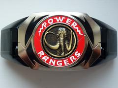 Legacy Power Morpher (Dragon Chan2009) Tags: power dino super mighty rangers legacy holster bandai morpher sentai buckler morphin kyoryu zyuranger dinobuckler
