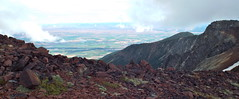 Eagle Cap Wallowa Mountains Hike (Doug Goodenough) Tags: eagle cap wallowa mountains ditch trail climb hike walk 2014 14 august aug scott sadie sun clouds lake stream views vista oregon drg53114 drg531149100 drg531