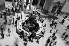 NY Metropolitan Museum of Art (bigbill2006) Tags: blackandwhite bw monochrome long sony exposures sonynex6