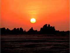 """Sunset Lac Abbe Djibouti • <a style=""""font-size:0.8em;"""" href=""""http://www.flickr.com/photos/62781643@N08/14849543912/"""" target=""""_blank"""">View on Flickr</a>"""