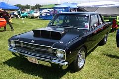 1968 Dodge Dart (osubuckialum) Tags: show columbus ohio classic cars car muscle views oh mopar nationals 1000 carshow musclecar 2014 moparnationals moparmuscle nationaltrailraceway moparpower