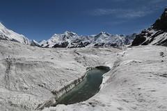 Glacier (Philippe sergent) Tags: mountain snow trek hiking glacier kirghizistan terdav kirghizie