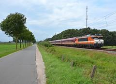 9908, Terschuur, 10-08-2014 (Maarten (MHS84)) Tags: 1600 lc 9908 13491 locon terschuur szigetexpress 918415708307nllbl