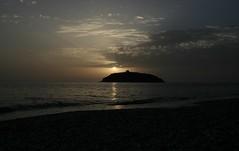 tramonto (tammaro alessandra) Tags: tramonto mare calabria isola diamante cirella