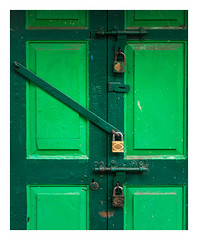 Door Lock (cknara) Tags: door lock mylapore