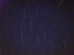 Star trail 3 (Asado De Cordero) Tags: night canon star noche trails trail estrellas startrails startrail a480
