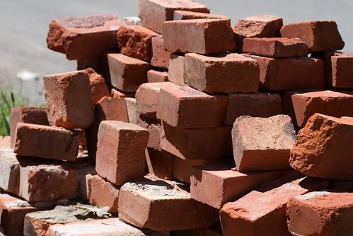 Mysterious Bricks