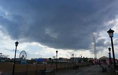 Storm over Skegness Pier (gmj49) Tags: pier sony lincolnshire skegness gmj a350