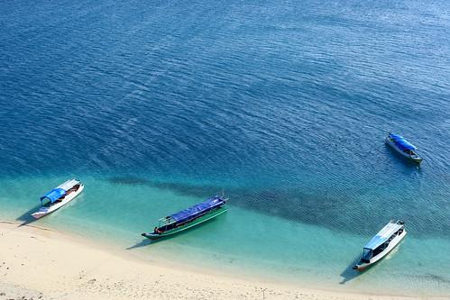 Paradise found in Riung 17 Island Marine Park