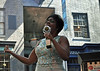 Celestina Warbeck (littlestschnauzer) Tags: world show summer vacation holiday alley singing stage harry potter august resort wireless network universal studios banshees 2014 warbeck celestina diagon wizarding