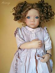 Irmi Himstedt (Tartadefresa) Tags: doll kinder annette puppen muñeca irmi himstedt annettehimstedt
