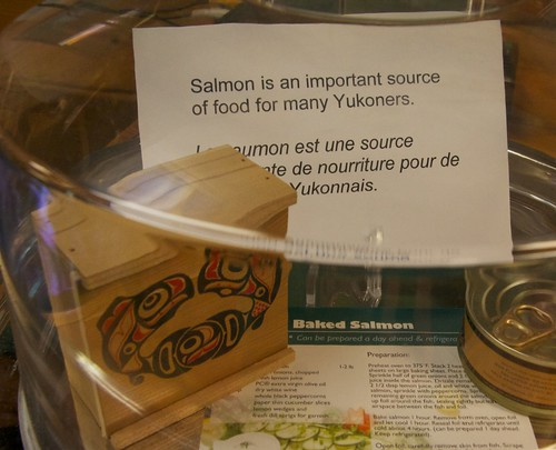 Salmon fishery