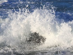 Splash (hobbes266) Tags: ocean sea white motion water rock canon crash fast wave splash