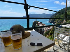vernazza from on top (Rex Montalban Photography) Tags: italy europe cinqueterre vernazza rexmontalbanphotography