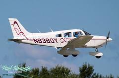 N8360Y (PHLAIRLINE.COM) Tags: wings d flight ds airline planes 1981 philly piper archer airlines phl llc spotting pne lom bizjet generalaviation spotter philadelphiainternationalairport kphl wingsfield pa28181 n8360y