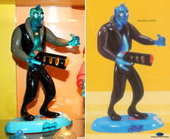 "TRENDMASTERS Osmosis Jones Deluxe Unreleased 10"" K-RESIN Prototype & Catalog Photo Comparison (TRENDMASTERS) Tags: toy jones inch 10 deluxe prototype figure osmosis unreleased trendmasters kresin"