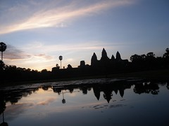 Sunrise at Angkor Wat - 020