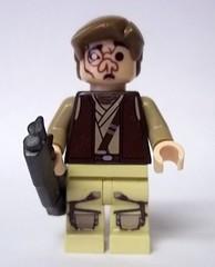 Patron Dr. Evazon (3d_predator) Tags: star republic wars custom clone pilot droid gunship cantine kashyyyk