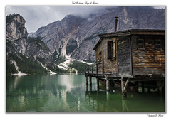 Val Pusteria - Lago di Braies (Andrea di Florio (10.000.000 views!!!)) Tags: sunset 2 summer panorama 6 mountain lake holiday 3 water alberi river landscape lago 1 boat barca italia nuvole estate 5 4 albero acqua alpi montagna vacanza lagodibraies paesaggio dolomiti masterpiece loveforever altoadige nubi valpusteria thebestofthebest betterthangood thebestofday gününeniyisi flickrbronzetrophygroup andreadiflorio lostintheflickr flickrnotdied