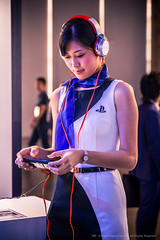 2013_09_20_TokyoGameShow_Pressday_Music_Unlimited_Select_001 (Nigal Raymond) Tags: travel woman girl japan photography japanese tokyo 日本 東京 canon5d companion playstation tgs 写真 女 ps4 女の子 日本国 tokyogamesshow 2013 100tokyo cooljapan playstation4 nigalraymond wwwnigalraymondcom canon5dmkiii canon5dmk3 tgs2013 20130920 ナイジャル レイモンド