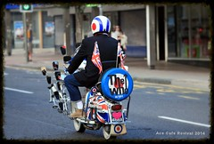 ACE CAFE REVIVAL 2014: Everything Mod - 50 years on (pg tips2) Tags: london reunion mirror lyrics mod brighton all ride im you who song ace mirrors away scooter we trying just event dont chrome what and why everything try thewho generation talkin rockers bikers mods bout cause fadeaway 2014 acecafe petetownsend mygeneration mymymy bbig ffffffffff hopeyouall ddig acecafereunionbrightonburnup2009 sssay ffade sssensation gggeneration
