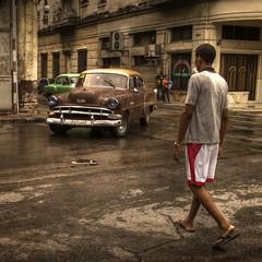 Havana - Cuba (IV2K) Tags: street vintage sony havana cuba centro caribbean cuban habana hdr kuba lahabana centrohabana rx1 centrohavana