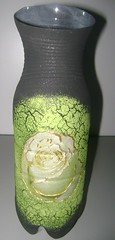 2 (Ione logullo(www.brechodeideias.com)) Tags: flores pintura calcinhas vasos craquelê portatrecos portatoalhas
