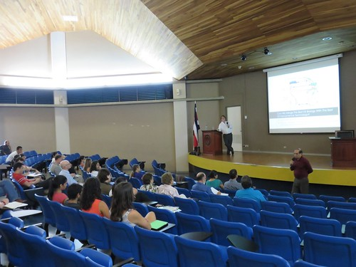 Precongreso- Conferencia Barry Bruce Universidad de Costa Rica
