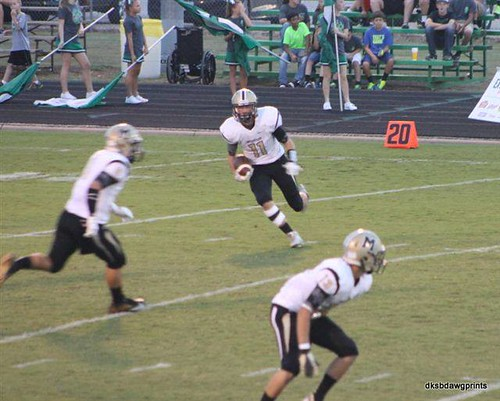 """Kickoff return vs. Clifton. 9.19.2014. Sophomore year. • <a style=""""font-size:0.8em;"""" href=""""http://www.flickr.com/photos/38444578@N04/15127492528/"""" target=""""_blank"""">View on Flickr</a>"""