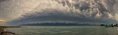 Goderich Shelf Panorama