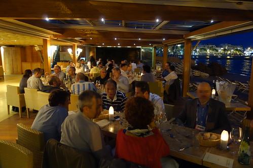 EPIC Dinner ECOC 2O14 Cannes - France (19)