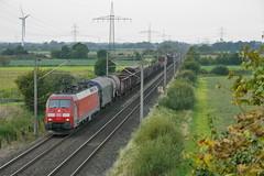 P1740035 (Lumixfan68) Tags: eisenbahn rail db scandinavia bahn 31 deutsche eg zge schenker loks baureihe gterzge elektroloks sechsachser drehstromloks